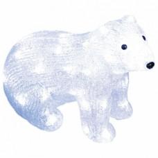 Зверь световой Белый медведь [25 см] Uniel ULD 11037